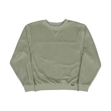 Quasi Richie Crew Sweat - Sage