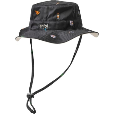 Spectrum Party Boon Hat (Black/White)