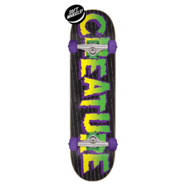 Copy of Creature Skateboards Tomb Micro Complete 7.5