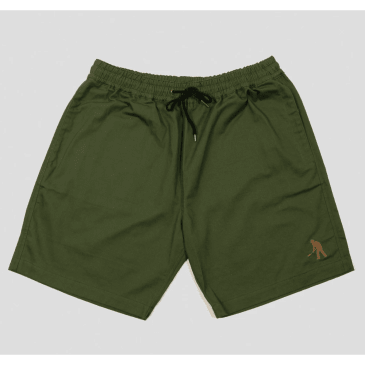 "PASS~PORT - ""WORKERS SHORTS"" (OLIVE)"