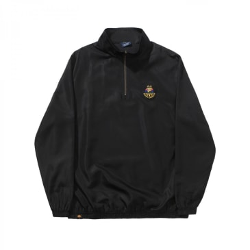 Helas - Source Quarter Zip - Black