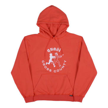 Quasi Country Hoodie - Red