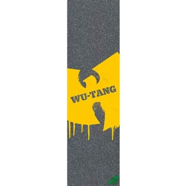 Wu-Tang Clan Stencil Grip Tape 9in x 33""