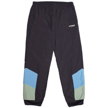 Alltimers Quik Fast Track Pant - Navy / Baby Blue / Green