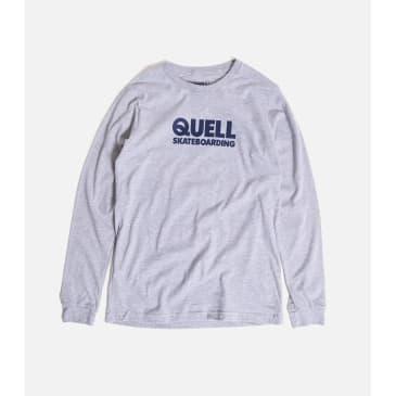 Quell Logo Long Sleeve T-Shirt