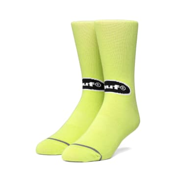 Huf Safety Socks hot lime one size