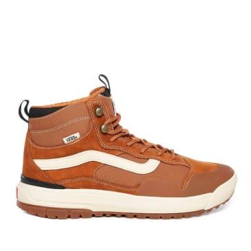 Vans Ultrarange Exo Hi MTE 66 Shoes - Pumpkin Spice