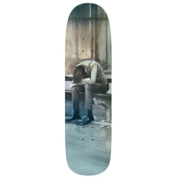 Deathwish It Never Ends Skateboard Deck - 9.6
