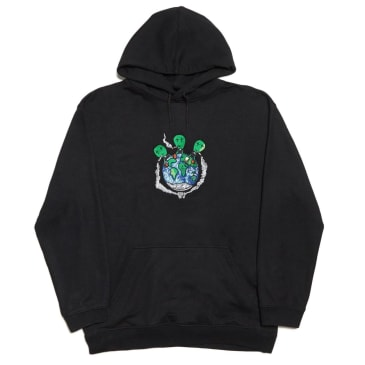 Cometomychurch Dinner Hoodie - Black