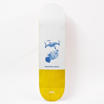 Sour Dropping Soon Deck Yellow 8.375""""
