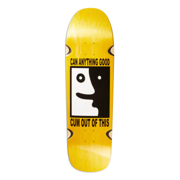 "Polar Skate Co. - 9.25"" 1991 Shape Leave My Trunk Alone Skateboard Deck (Various Stains)"