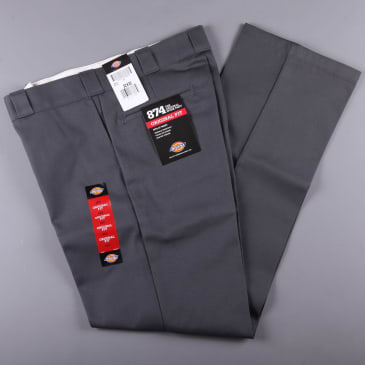 Dickies 'Original 874' Work Pant (Charcoal)