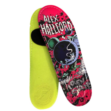 Footprint Gamechanger Insoles Alex Halford x Lovenskate