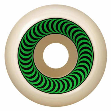 Spitfire Wheels F4 OG Classics Green 52mm 99D