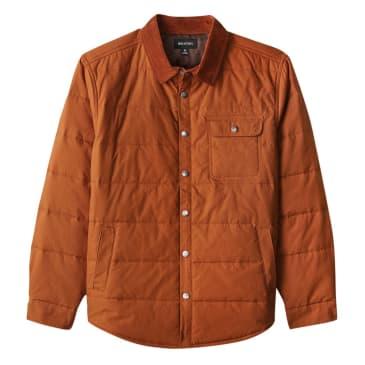Cass Jacket - Copper