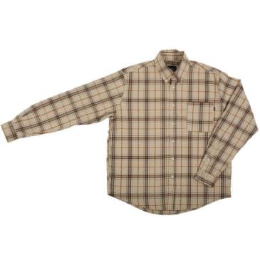 TOA - Tartan Flannel Button Down