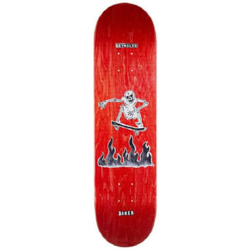 Baker Skateboards Andrew Reynolds Cremation Mayhem Deck - 8.00