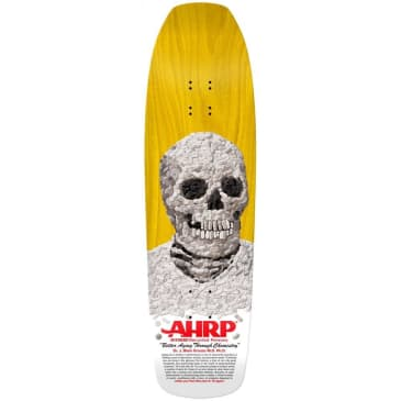 Anti Hero Deck Grosso Pill Head Double Drill Multi 9.25 IN