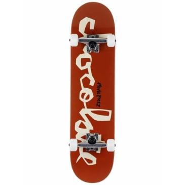 Chocolate Perez Chunk Skateboard Complete 7.62