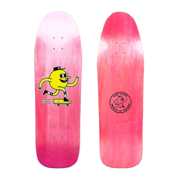 Blast Skates Strawberry Skateboard Deck - 9.75""
