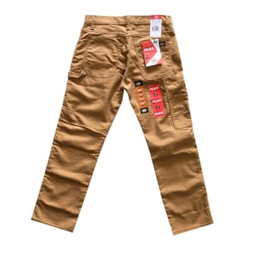 Dickies Flex Carpenter Pants with Tough Max - Duck Brown
