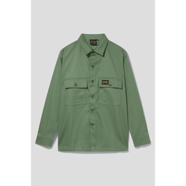 Stan Ray - CPO Shirt (Olive Sateen)