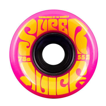 OJ Wheels Mini Super Juice 55mm 78a Cruiser Pink
