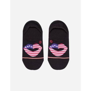 Stance Women's KISS My Flag Super Invisible 2.0 Sock