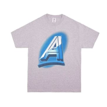 Alltimers Lightning Champ T-Shirt - Heather Grey