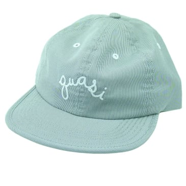 Quasi Skateboards Pinner 6 Panel Cap - Grey
