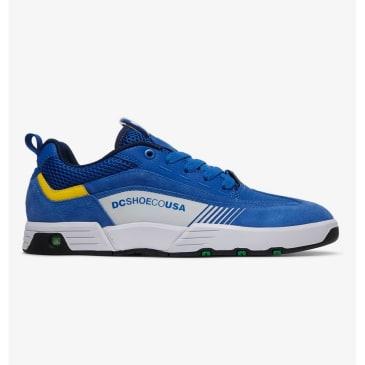 DC Legacy 98 Slim Skate Shoes - Blue (445)