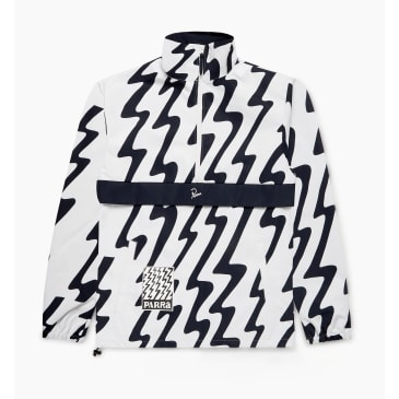 by Parra Static Jacket - White