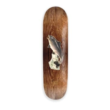 Passport Trout Skateboard Deck - 8.6""