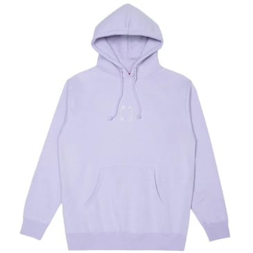 WKND Embroidered Logo Hoodie - Lavender