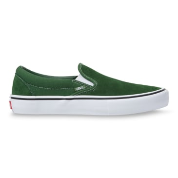 Vans Slip On Pro Skate Shoes - Alpine / White