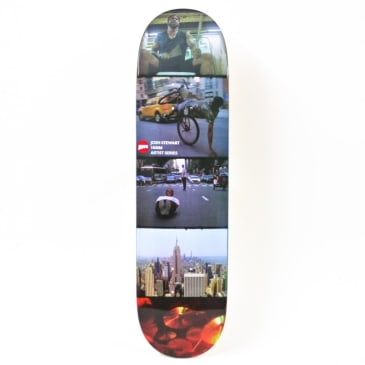 Hopps Josh Stewart 16mm Moving Skateboard Deck - 8""