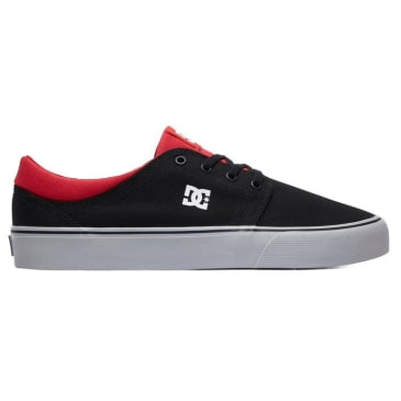 DC Shoes Trase SD Black/Red/Grey Shoes