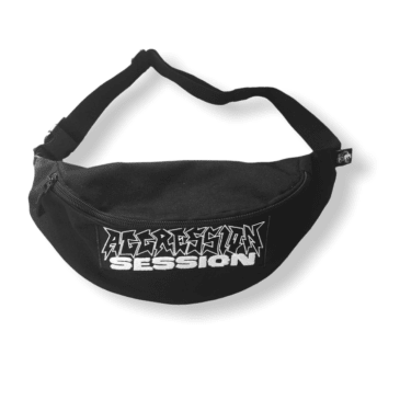 Blast - Jake Snelling - Aggression session shoulder bag