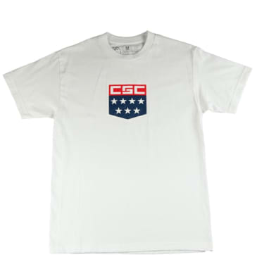 CSC MnShield T-Shirt - White