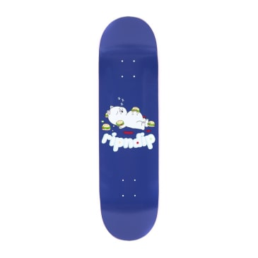 Rip N Dip Fat Hungry Baby Skateboard Deck - 8.25""