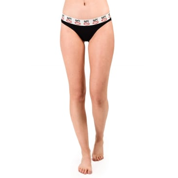 Sex Skateboards Dobby Pantie - Black