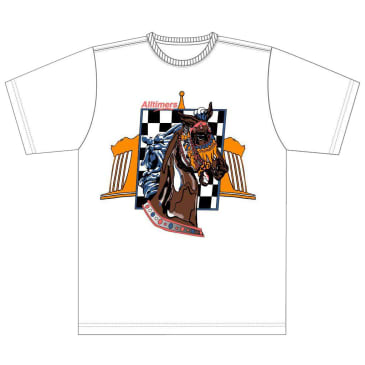 Alltimers Giddy Up Tee
