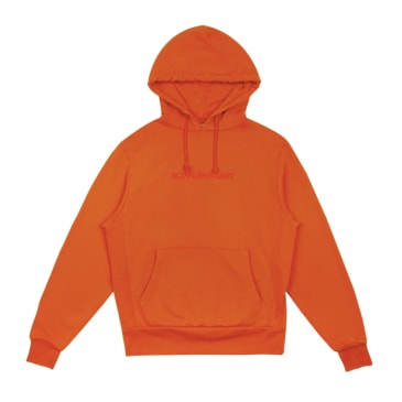 Sci-Fi Fantasy Logo Hoodie Burnt Orange