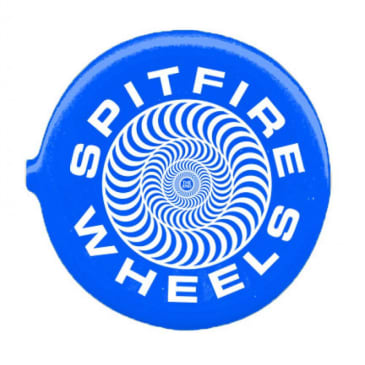 Spitfire Coin Pouch Classic 87 Swirl - Royal/White