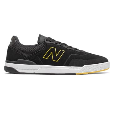 New Balance Numeric 913 Skateboarding Shoe - Black/Yellow