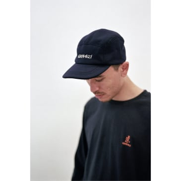 Tech Knit Jet Cap Double Navy