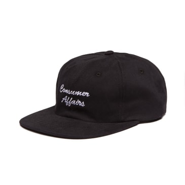 Alltimers Consumer Affairs Cap - Black