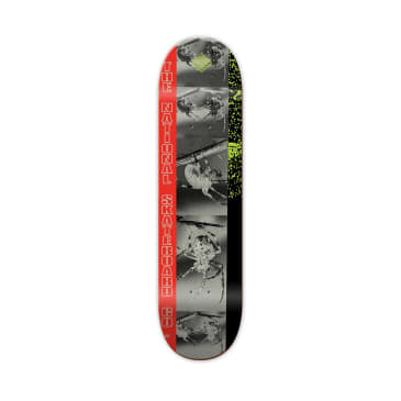 The National Skateboard Co. Arachnophobia Skateboard Deck - 8.38""