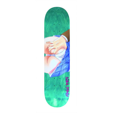 Hook Ups Subway Pervert Skateboard Deck - 8.25