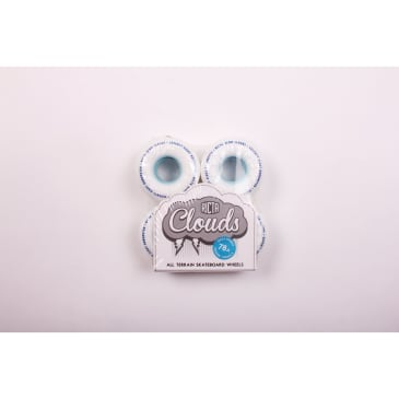 Ricta Wheels Clouds White 52mm 78a